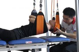 ManBetX客户端iOS训练ManBetXapp下载颈腰部的训练方法
